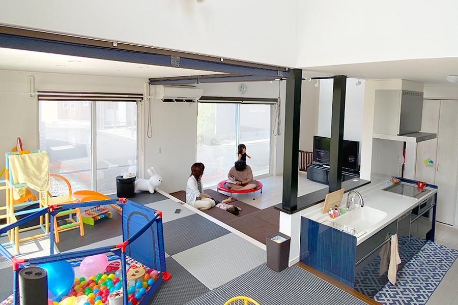 リーフハウスで驚きの安さとクオリティの家を 生活イメージ